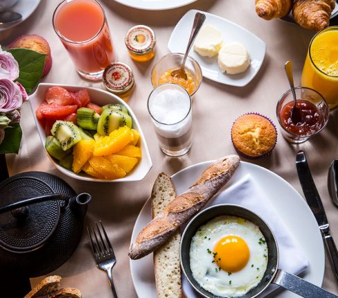 Brunch Gordon Ramsay Intercontinental Bordeaux Le